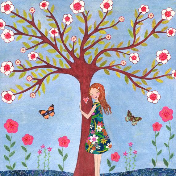 Art Printv - Love Nature